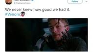 Reaksi Kocak Netizen Komentari Film Venom