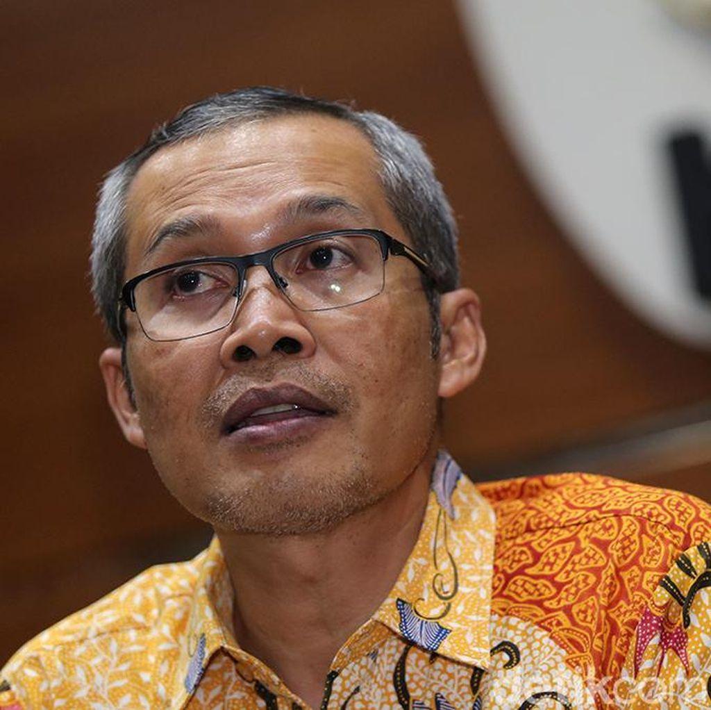 Alexander Marwata, Satu-satunya Petahana Calon Komisioner KPK