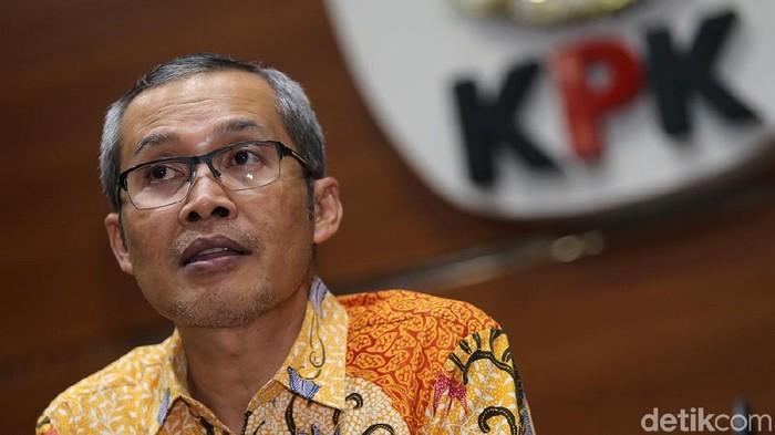 Wakil Ketua KPK Alexander Marwata (Foto: Ari Saputra/detikcom)