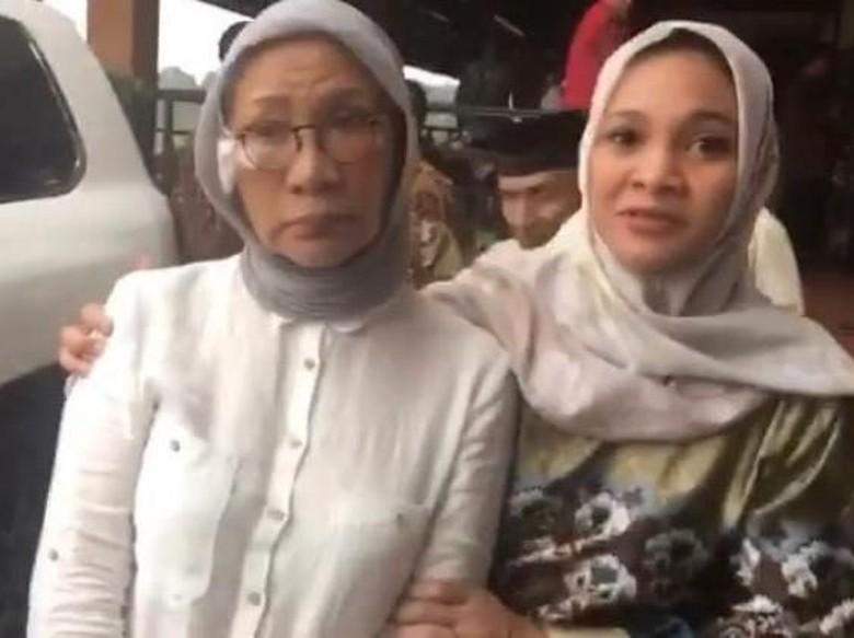 Foto: Sreenshot video Hanum Rais bersama Ratna Sarumpaet.