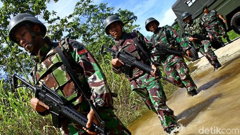 Ekspedisi Membelah Hutan Terdepan Indonesia di Jayapura