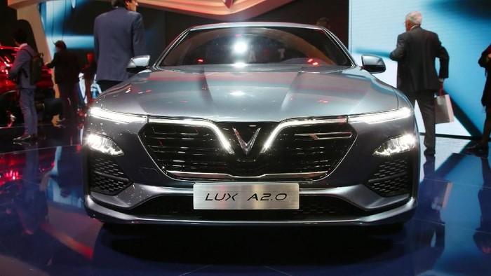 VinFast, mobil nasional pertama Vietnam