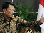 Istana Minta Pembakaran Bendera Tauhid Tak Dikaitkan dengan Politik