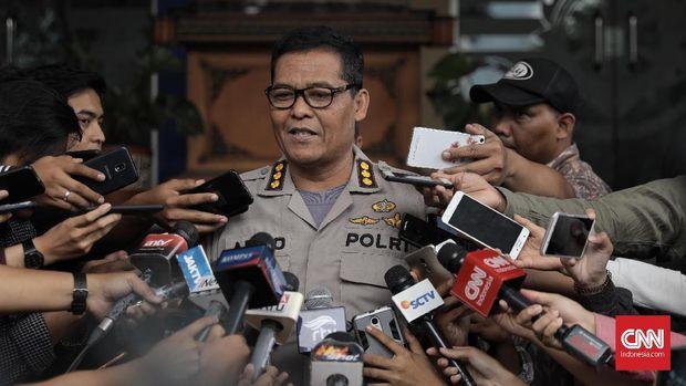 Masih Diperiksa, Joko Driyono Dicecar 32 Pertanyaan Polisi