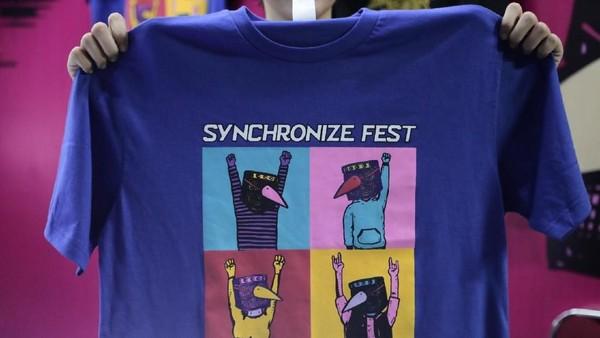 Yang Paling Dinanti di Synchronize Fest 2018 Hari Pertama