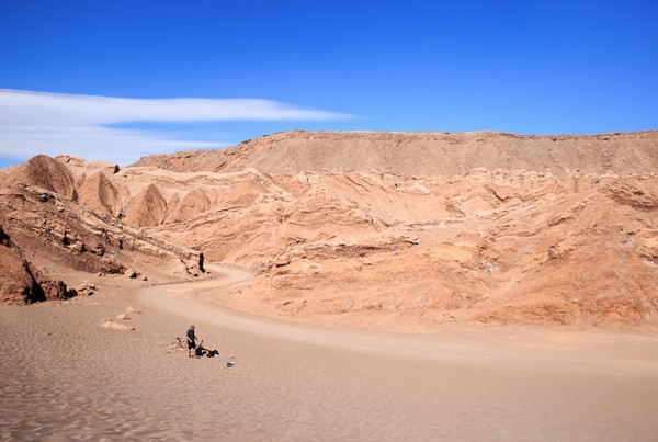 Pihak NASA dari Amerika Serikat menyebut Gurun Atacama sebagai salah satu destinasi yang mirip dengan Planet Mars. Tak usah jauh-jauh ke luar angkasa (Discover Chile)
