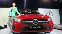 Selama 9 Bulan, Hampir 3.000 Unit Mobil Mercy Terjual di Tanah Air