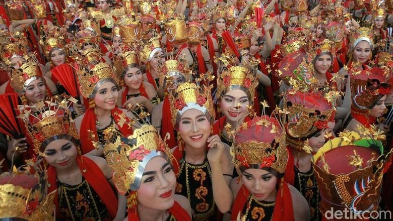 Ilustrasi festival di Banyuwangi (Ardian Fanani/detikTravel)