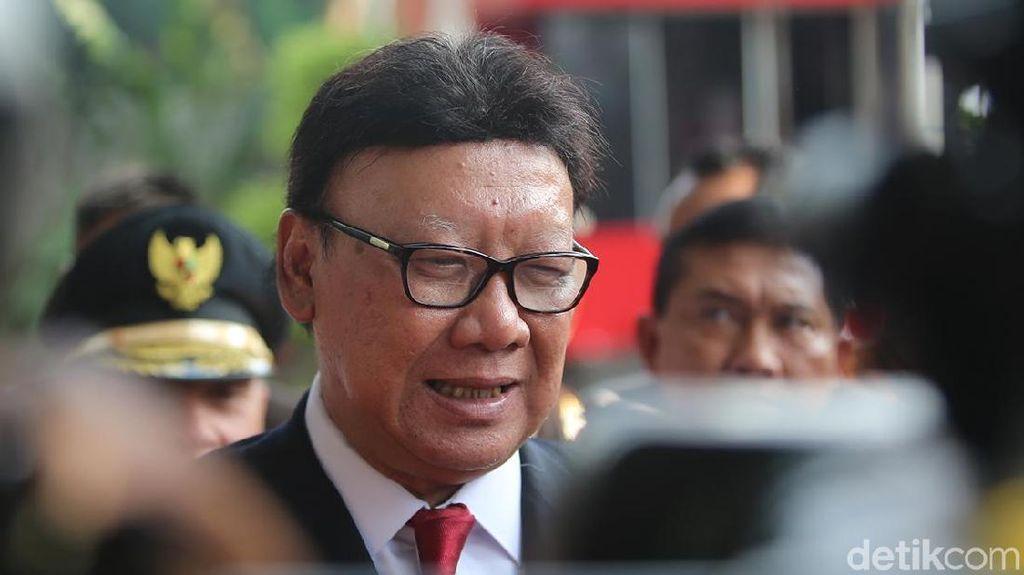 Mertua Tjahjo Kumolo Meninggal Dunia di Semarang