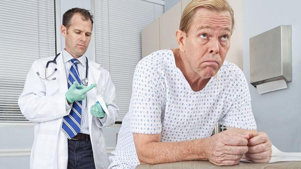 Obesitas Hingga Merokok, Deretan Faktor Risiko Kanker Prostat