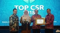 Pertamina Lubricants Raih Dua Penghargaan TOP CSR 2018