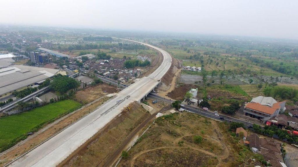 Pembangunan Tol Pandaan-Malang dan Medan-Tebing Tinggi Dilanjutkan