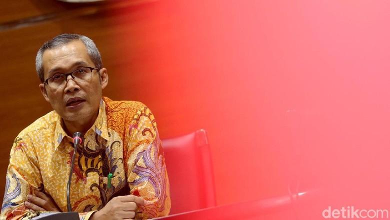 Kronologi OTT Wali Kota Pasuruan Terima Suap Bersandi Campuran Semen