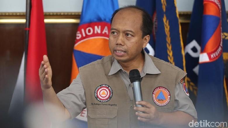 BNPB: Relawan BPBD Direlokasi dari Kantor Bappeda Palu, Bukan Diusir