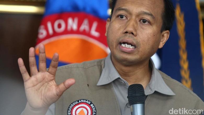 Cuitan Bencana Tak Direspon Ridwan Kamil, Sutopo Mention Raisa
