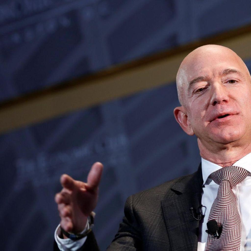 Jeff Bezos Prediksikan 1 Triliun Manusia Tersebar di Tata Surya