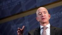 Misteri Tuduhan Putera Mahkota Arab Hack Ponsel Jeff Bezos