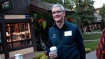 Tim Cook, Bos Apple Miskin yang Gila Kerja