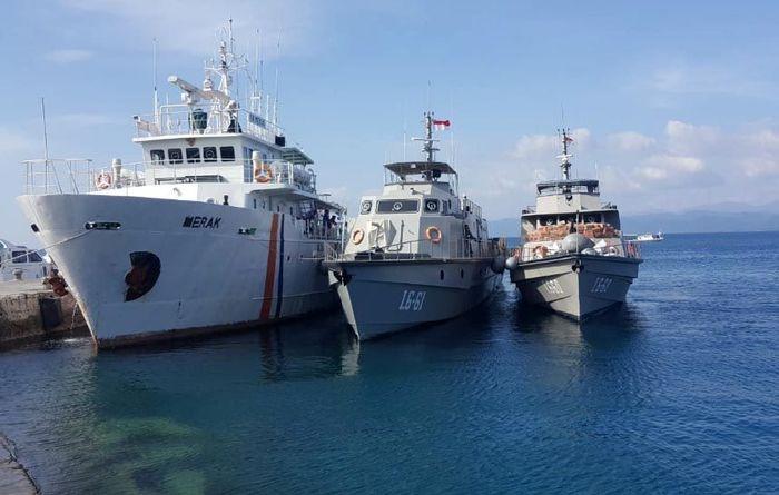 Tercatat hari ini Jumat (5/10/2018), kapal KN. Merak milik Distrik Navigasi Kelas I Bitung merupakan kapal pertama yang singgah di Pelabuhan Donggala yang diikuti berturut-turut oleh kapal KAL. Birang dan KAL. Suluh Pari. Istimewa/Ditjen Perhubungan Laut Kemenhub.b