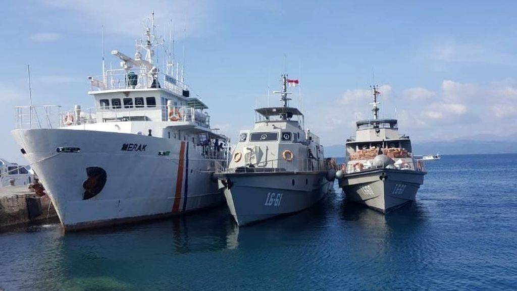Kapal Angkut Bantuan Gempa Bisa Bersandar di Pelabuhan Donggala