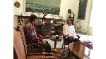 Foto: Impian Sutopo BNPB Salaman dengan Jokowi Akhirnya Terwujud