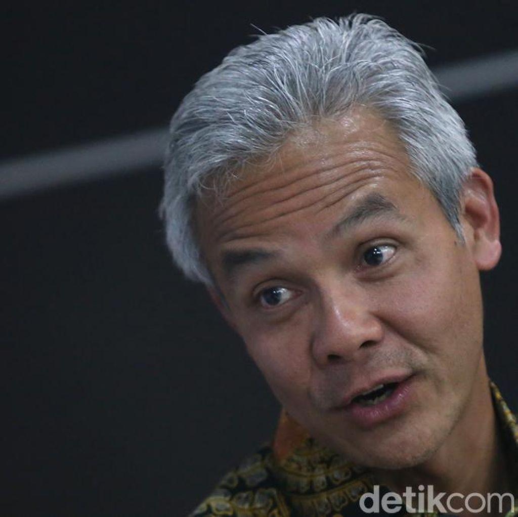 Ganjar: Proyek Tol Batang-Semarang Tak Terganggu Protes Warga