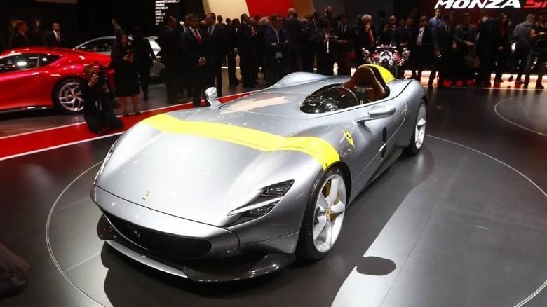 Ferrari Morza SP1 Foto: Pool (motor1)