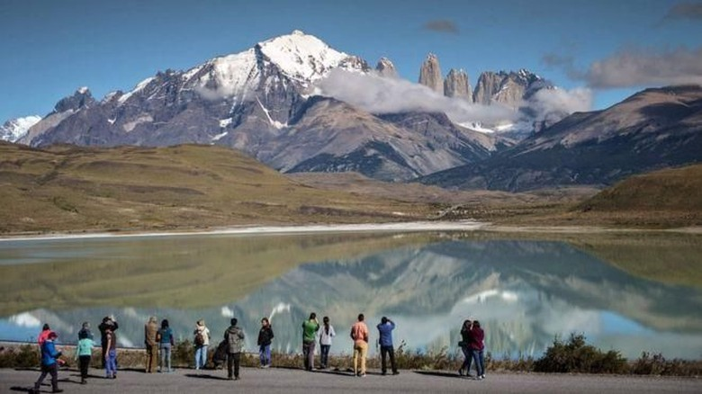 Foto: Route of Parks di Chile (AFP)