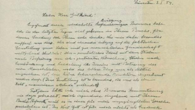 Di Balik Terjualnya 'Surat Tuhan' Einstein Senilai Rp 41 M