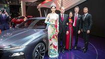 Ada David Beckham di Balik Peluncuran Mobnas Pertama Vietnam?