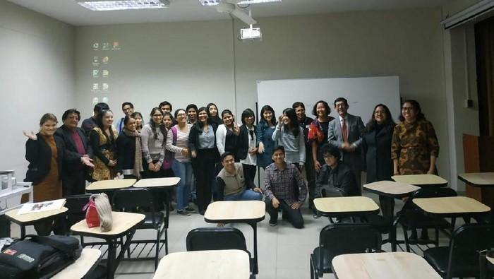 Foto: KBRI Lima