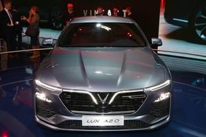 Keren Banget Mobil Nasional Vietnam