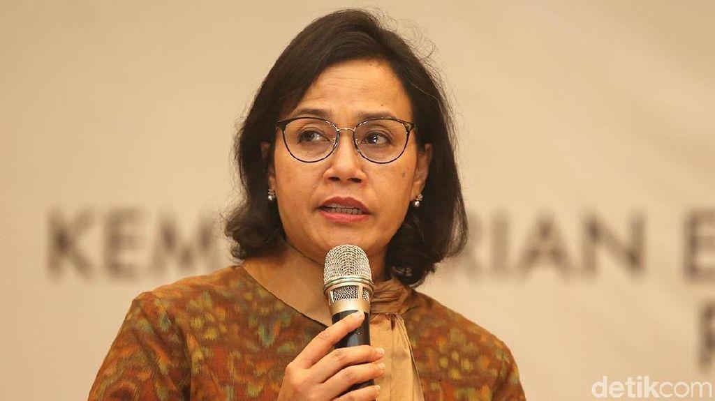 Sri Mulyani Lapor ke JK soal Pajak dan Rehabilitasi Lombok