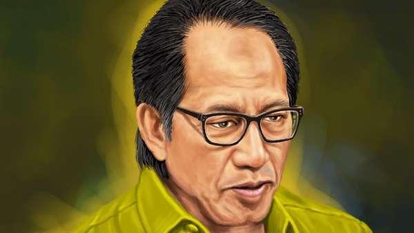 "Pertemuan ""Mano a Mano"" Jokowi-Prabowo"