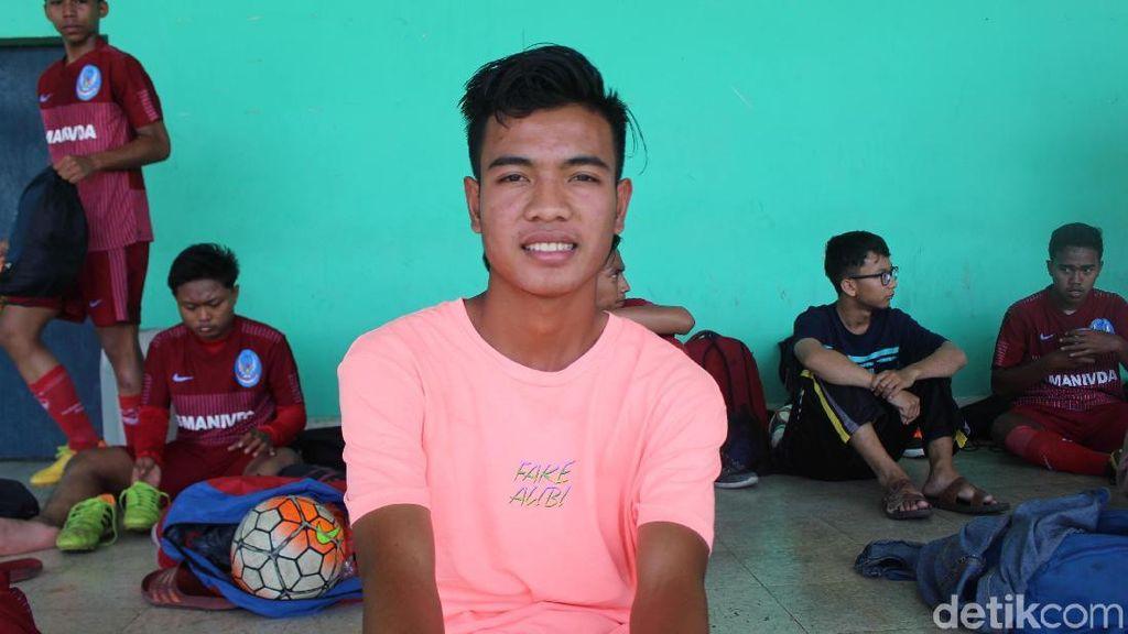 Usai Piala Asia U-16, Brylian Fokus Sekolah