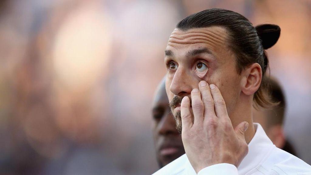 Dikaitkan dengan Milan, Ibrahimovic: Seluruh Dunia Menginginkanku