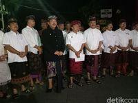 Gubernur Bali I Wayan Koster meresmikan penggunaan Aksara Bali