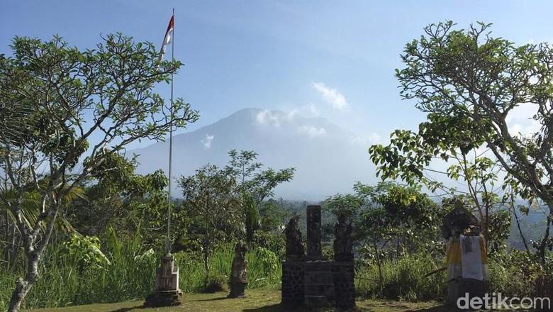 Tak Terkait Erupsi Gunung Agung, Ini Penyebab Bali Terasa Lebih Panas