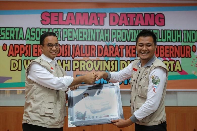 Ingin Majukan Jakarta, Anies Jelaskan 4 Tingkat Evolusi Kota