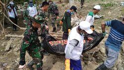 Sempat Beda Data, Total Korban Jiwa Gempa Sulteng Jadi 2.081