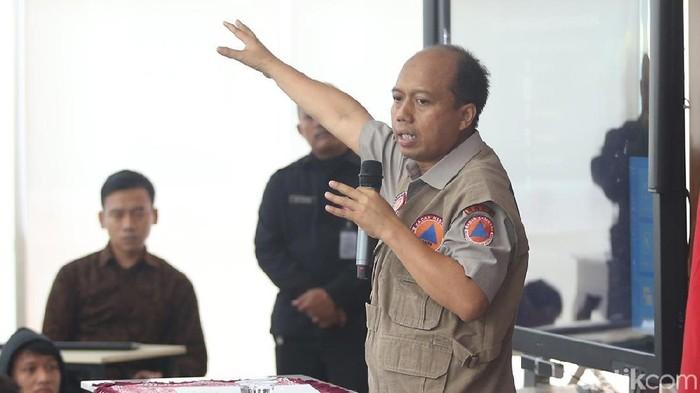 Sutopo Purwo Nugroho (Foto: Ari Saputra)