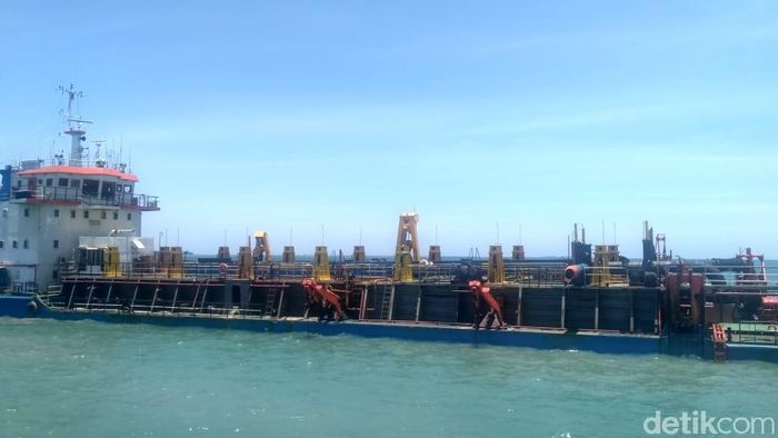Foto: Makassar New Port/Achmad Dwi Afriyadi
