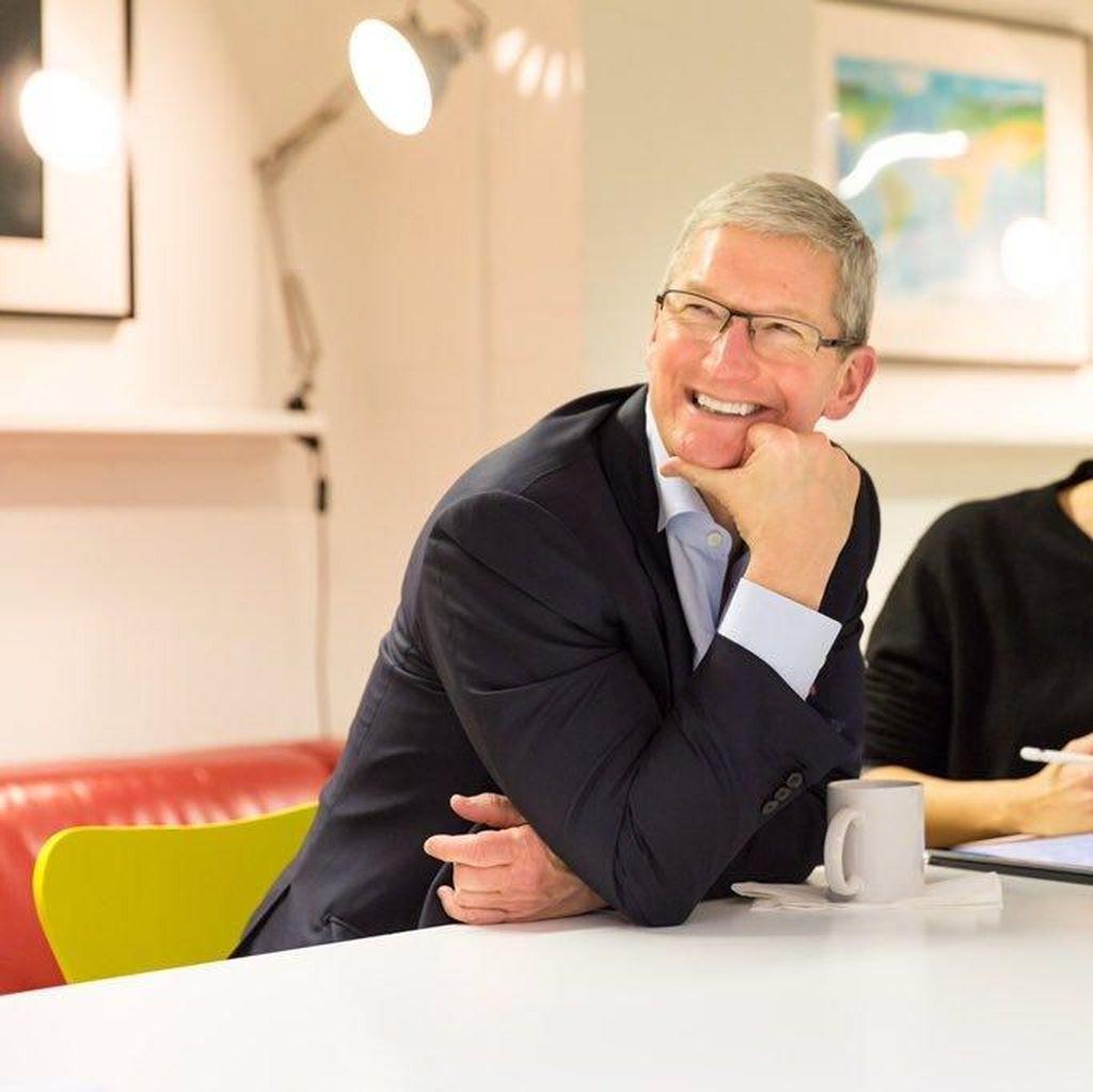 Penjelasan CEO Apple Terima Duit Miliaran dari Google