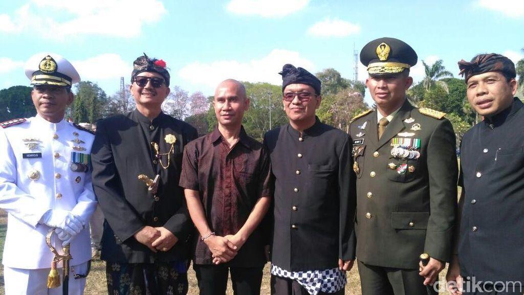 5 Ribu TNI hingga Anoa Disiagakan untuk Amankan IMF-WB di Bali