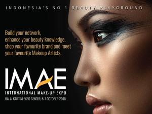 International Makeup Expo Kembali Digelar di Balai Kartini, Jakarta