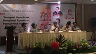 Jubir Prabowo-Sandi: Saya Dituduh Radikal karena Tak Dukung Ahok