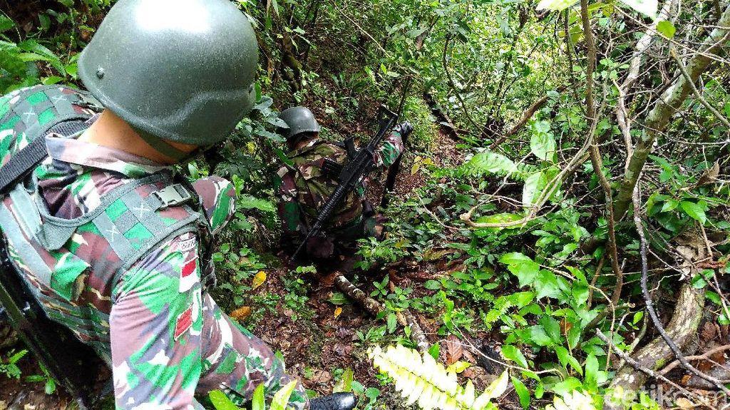 Menyambangi Patok Negara di Balik Jurang, Tepi Samudera Pasifik