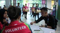 Melihat Kerja Keras Volunteer Asian Para Games 2018