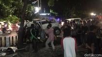 2 Kendaraan Terseret Mutiara Timur, Polisi: Palang Pintu Tak Ditutup