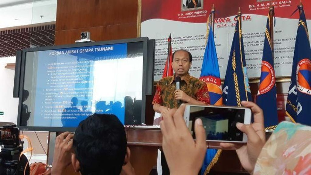 Sutopo Purwo Nugroho: Berjuang di Tengah Bencana, Dicintai Wartawan